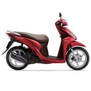 Xe tay ga Honda Vision 110cc (Đỏ)