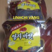 Nấm linh chi vàng nhập khẩu Hàn Quốc - LINHCHI VANG
