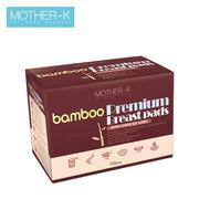 Lót Thấm Sữa Sợi Tre Mother-K Hàn Quốc KM13196 (108 Cái)