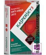 Kaspersky Antivirus 2013 1PC