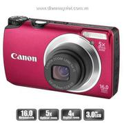 Canon A3300 Red
