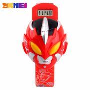 Đồng hồ trẻ em dây nhựa SKMEI DG1239 (Version Armor Hero)