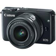 Canon EOS M10 18MP với Lens kit EF-M 15-45