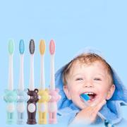 Bàn chải đánh răng trẻ em Hàn Quốc HAPPY BEAR