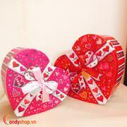 Hộp quà trái tim T318-1a