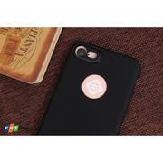 Ốp lưng iPhone 7 Totu Silicon Jet Black
