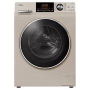 Máy giặt Aqua cửa ngang AQD-D1000C.N2 10 kg màu vàng kim