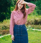 Sơ mi nữ Hàn Quốc BL14433