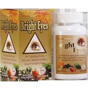 Mắt sáng khỏe ngăn ngừa tật khúc xạ Bright Eyes 60 viên