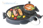 Bếp điện lẩu nướng Kangaroo KG95