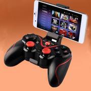 Tay cầm chơi game không dây bluetooth Gamepad Terios S3 (đen)