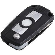 BolehDeals 2 Button Flip Remote Key Fob Shell Case For BMW X3 325i 330i 545i X5 - Intl