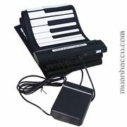 Đàn Piano 88 phím cuộn mềm dẻo Konix Flexible MD88P (Không loa - Midi Keyboard Controllers)