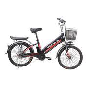 Xe đạp điện Topbike Ecooper (Màu đen - phiên bản mới)
