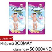Bộ 2 gói tã quần Bobby XL32