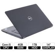 Laptop Dell Vostro 3468-K5P6W11 (Đen)
