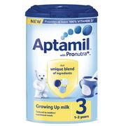 Sữa Aptamil Anh số 3, 900g (1-2 tuổi) (new)