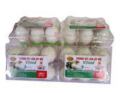 Trứng vịt lộn úp mề Vfood - Hộp 6