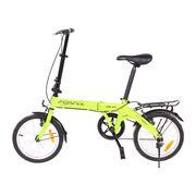 Xe đạp gấp Fornix 16 inch FB1601 - MIL14 (Xanh lá cây)