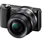 Sony A5000 + kit 16-50mm f/3.5-5.6 OSS Zoom (Chính hãng)