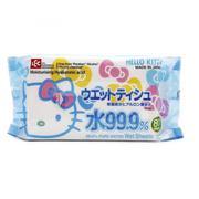 Giấy Ướt Lec Nước Tinh Khiết 99,9% Hello Kitty Ss237
