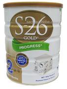 Sữa S26 Gold 2 (900g) (Úc)