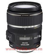 ống kính máy ảnh CANON : Lens Canon EF-S 17-85mm f/4-5.6 IS USM