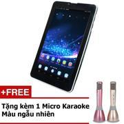Máy tính bảng CutePad M7027 8GB Wifi 3/3.5G (Đen) - Hãng Phân phối chính thức + Tặng Micro Karaoke t...