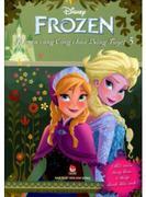 Frozen Tô Màu Cùng Công Chúa Băng Tuyết 5