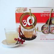Nước gạo hồng sâm hộp 6 lon - NG90