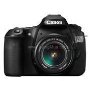 Máy ảnh Canon EOS 60D (Body + Lens EF S18-55IS)