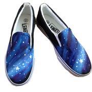 Giày lười vũ trụ GL0013 size 39