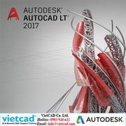 Phần mềm Autodesk AutoCAD LT 2017 – Thuê bao 1 năm