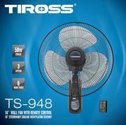 Quạt Treo Tiross TS948 Có điều khiển