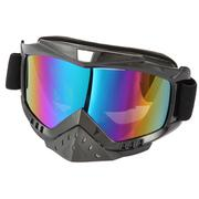 Motorcycle ATV Dirt Bike Racing Dirt Bik Anti-UV Ski Skiing Goggles Glasses
