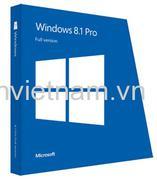 HĐH Microsoft Windows 8.1 Pro 64bOEI DVD