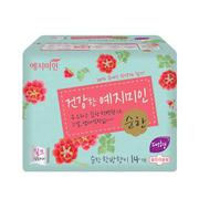 Băng vệ sinh Yejimiin Mild Silk 14 miếng size L - 01021LYMKR