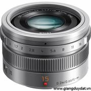 Panasonic LUMIX G Leica DG Summilux 15mm f/1.7 ASPH