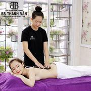 Massage Body + Foot + Xông Hơi, Gội Đầu Bồ Kết Hấp Dầu Dừa + Massage Foot Tại BB Thanh Vân