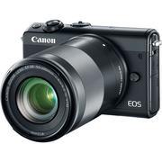 Canon EOS M100 + Kit EF-M 15-45mm & 55-200 mm /Black