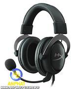 Tai nghe Kingston HyperX Cloud II Gaming Headset for PC & PS4 - Gun Metal