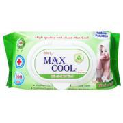 Khăn ướt Max Cool 100 tờ