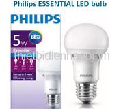 Bóng đèn LED BULB Essential (Essential) Philips 5W (LED 230V/A60/350lm)