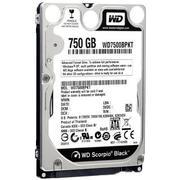 Ổ Cứng Laptop WD Black™ 750GB/16MB/7200/2.5/9.5mm - WD7500BPKX