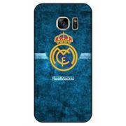 Ốp lưng nhựa dẻo nhựa cứng cho Samsung Galaxy S7 Edge (Hoạ tiết Logo CLB Manchester United)