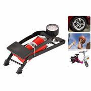 Bơm đạp chân dùng cho ô tô - xe máy