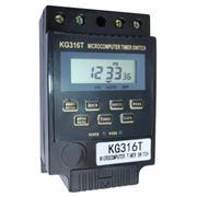 Công tắc hẹn giờ điện tử 16 chu kỳ Bật Tắt Mở - KG316T (loại có biến áp cách ly)