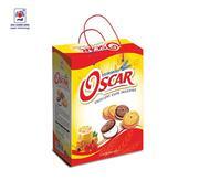 Bánh quy kem hộp Oscar 320g