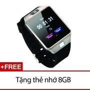 Đồng hồ thông minh InWatch C (Bạc TiTan) + Tặng 1 thẻ nhớ 8GB