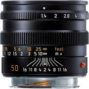 Leica Summilux-M 50mm f/1.4 ASPH - Black